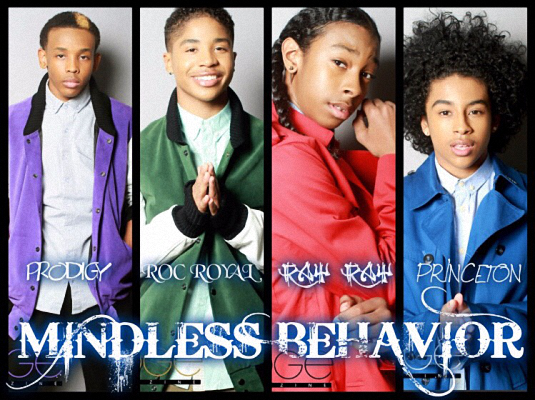 Are mindless they now behavior where Ray Ray